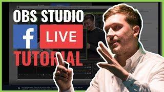 Download OBS Studio Facebook Live Tutorial (2018) Video