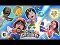 Download Super Smash Bros ULTIMATE Macaroni!! FGTEEV Pasta Time (All Characters not UNLOCKED but Granny lol) Video