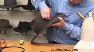 Download Putting an Edge Ridge Hat Band on a Pilbara: The John Wayne treatment Video