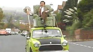 Download The Awkward Drive Home | Mr. Bean Official Cartoon Video