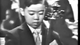 Download Leonard Bernstein presents 7-year-old Yo-Yo Ma's high-profile debut for President John F. Kennedy Video