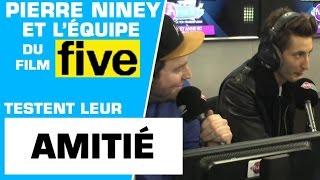 Download Pierre Niney et l'équipe de ″Five″ testent leur amitié ! - Marion et Anne-So Video