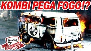 Download ✚ A KOMBI PEGA FOGO!? ✚ Feat. Tonella Video