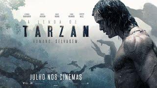 Download A Lenda de Tarzan - Trailer Oficial 2 (leg) [HD] Video