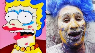 Download The Simpsons Makeup Gun IN REAL LIFE! Video