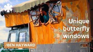 "Download Top-ranked kayaker builds ""Hobbit Van"" for life on the road Video"