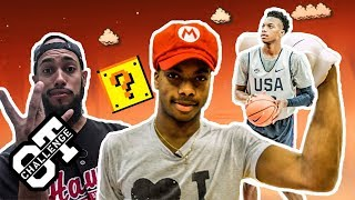 Download Darius Garland CAN'T MISS In The Overtime Challenge! Fires Back At Jellyfam JQ & Calls Out A BOOGIE! Video