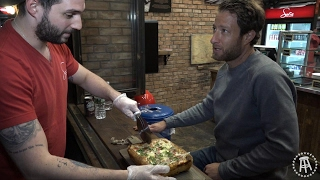 Download Barstool Pizza Review - Sofia Pizza Shoppe (Home Of The $38 Pizza) Video