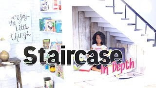 Download DIY - How to Make: Doll Staircase - In Depth - Handmade - Doll - Crafts - 4K Video