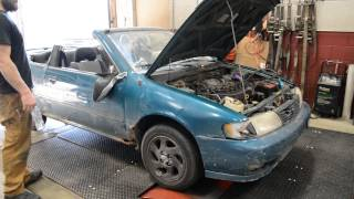 Download The Car that Will Not Die - Nitrous Nissan Sentra Video
