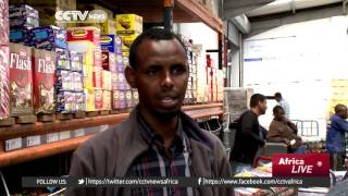 Download Somali refugee community thrives in Johannesburg, South Africa Video