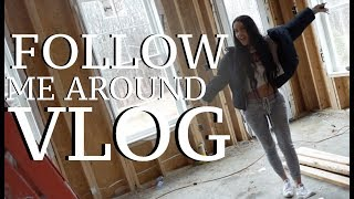 Download FOLLOW ME AROUND: NEW HOUSE🏡 WEDDING FLOWERS & CAR RIDES Video