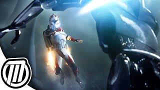 Download Star Wars Battlefront 2: CLONE JUMPTROOPER | Clone Wars Gameplay Video