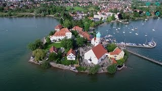 Download Wasserburg Bodensee Rundflug Aerial Video Video
