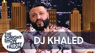 Download DJ Khaled Breaks Down His Spiritual Father of Asahd Album and ″Legendary″ SNL Performance Video