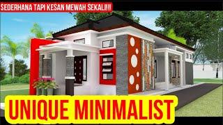 Download RUMAH UNIK DI ACEH!!Rumah Modern Minimalis Terbaru Type 192 ( info Jasa:Hp/Wa : 085216560438 ) Video