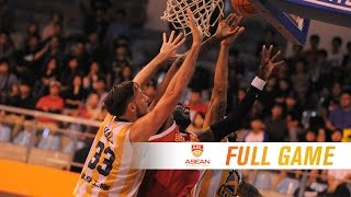 Download Kaohsiung Truth vs. Singapore Slingers   FULL GAME   2016-2017 ASEAN Basketball League Video