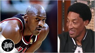Download Scottie Pippen: There is no game I would play where I would pick LeBron over MJ | The Jump | ESPN Video