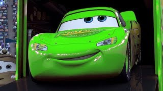 Download CARS 3 Lightning Mcqueen Learn Colors Cars So FUNNY Learn Colors For Kids Children Toddler #2 Video