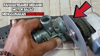 Download RAHASIA REAMER KARBU MECHANIK KALBAR MENGGUNAKAN MESIN BOR Video