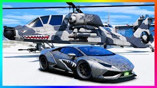 Download GTA Online NEW DLC Vehicle Releasing - Thanksgiving & Black Friday Content Update & MORE! (GTA 5) Video