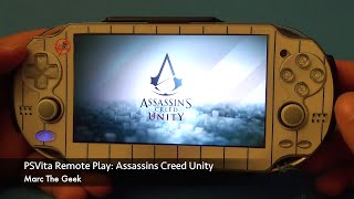Download PSVita Remote Play: Assassins Creed Unity Video