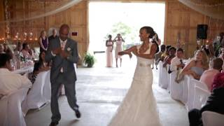 Download Epic Father/Daughter Dance with SURPRISE guest! Video