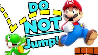 Download Mario, DON'T JUMP! Calculating the Danger of the Yoshi Sacrifice! | The SCIENCE of... Mario Video