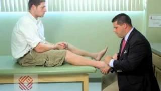 Download Ankle Sprains Part 2: Symptoms & Evaluation Video