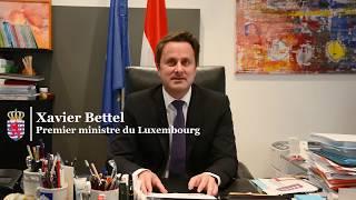 Download Xavier Bettel on 30 years of Degroof Petercam in Luxemburg Video