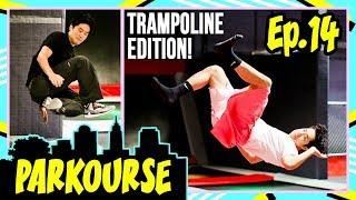 Download Parkourse Trampoline Edition! (Ep. 14) Video