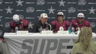 Download 2016 1A State Champions Maplesville Post Game Press Conference Video