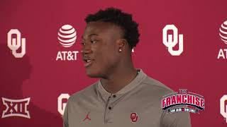 Download Texas Game Week Press Conference: Kenneth Murray Video