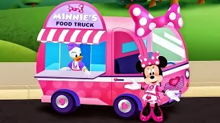 Download Minnie's Food Truck - Minnie Mouse & Daisy Duck - Game for Kids (English) Video