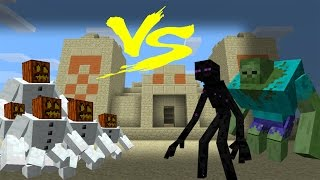 Download Minecraft Mutant Savaşları Video