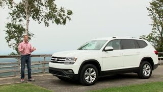 Download DO YOU NEED A MAP OR AN ATLAS? | 2018 Volkswagen Atlas | Complete Review Video