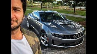 Download Chevrolet Camaro LT1 2020 | Detalles en Vivo (360p) Video