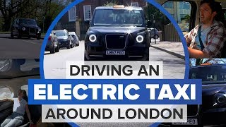 Download My day as a cabbie in the London taxi of tomorrow Video