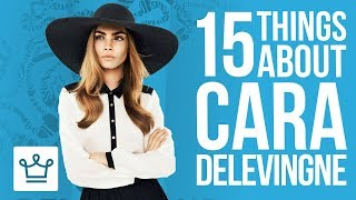 Download 15 Things You Didn't Know About Cara Delevingne Video
