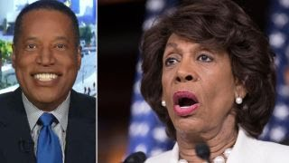 Download Larry Elder: Time for America to ditch 'Auntie Maxine' Video