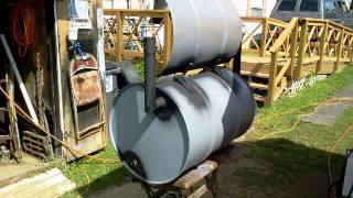 Download Smoker/BBQ 55 Gallon Drum Video
