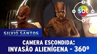Download Câmera Escondida Experience 360 Graus Invasão Alienígena Extraterrestrial Prank Video