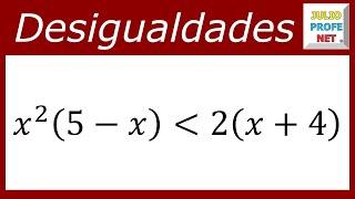 Download DESIGUALDADES CÚBICAS - Ejercicio 3 Video