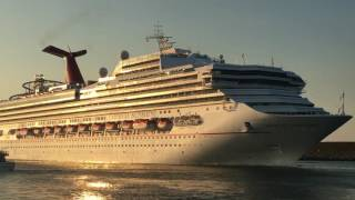 Download Carnival Sunshine Port Canaveral Video