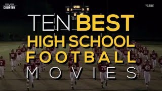 Download Top 10 High School Football Movies Video