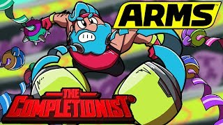 Download ARMS | The Completionist Video