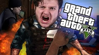 Download GTA 5 - HIGHRISE BRAWLERS! (GTA 5 PC Online Funny Moments!) Video