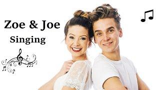 Download Zoe & Joe Sugg Singing Compilation Video