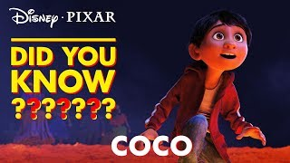 Download Pixar Did You Know? | Facts About Coco Video