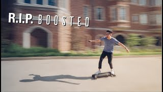 Download OVERPOWERED 28 MPH SKATEBOARD Video